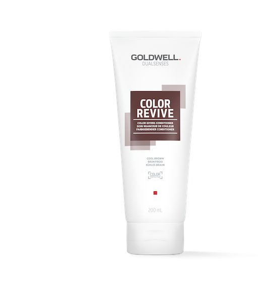 Goldwell Dual Senses Color Revive Dark Cool Brown Conditioner