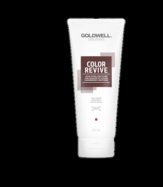 Goldwell Dual Senses Color Revive Dark Cool Brown Conditioner
