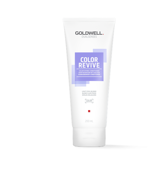Goldwell Dual Senses Color Revive Light Cool Blonde Conditioner