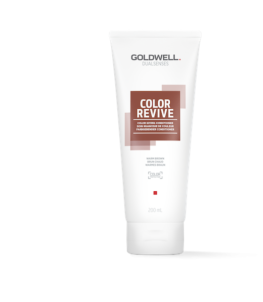 Goldwell Dual Senses Color Revive Dark Warm Brown Conditioner