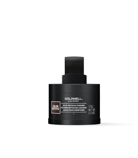 Goldwell Color Revive Root Re Touch Powder - Dark Brown to Black 3.75g